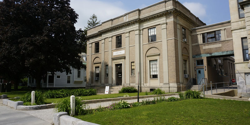 Pittsfield District Court